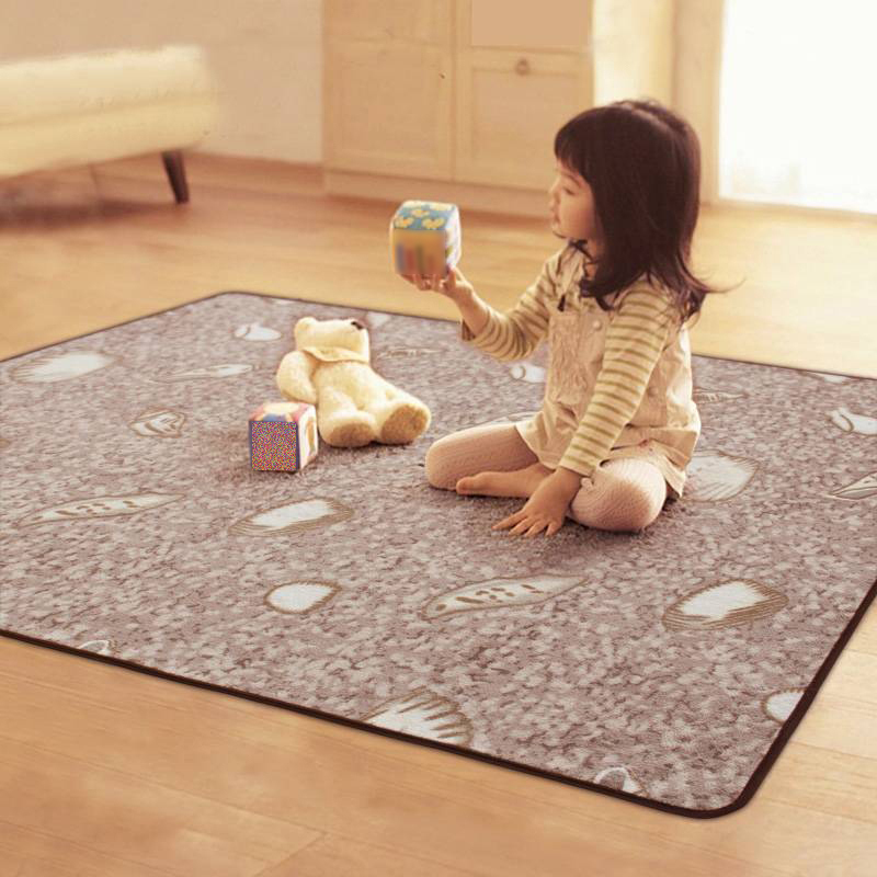 Household Gray shell patterned door carpets Baby crawling mat-in Carpet from Home \u0026 Garden on Aliexpress.com | Alibaba Group & Household Gray shell patterned door carpets Baby crawling mat-in ...