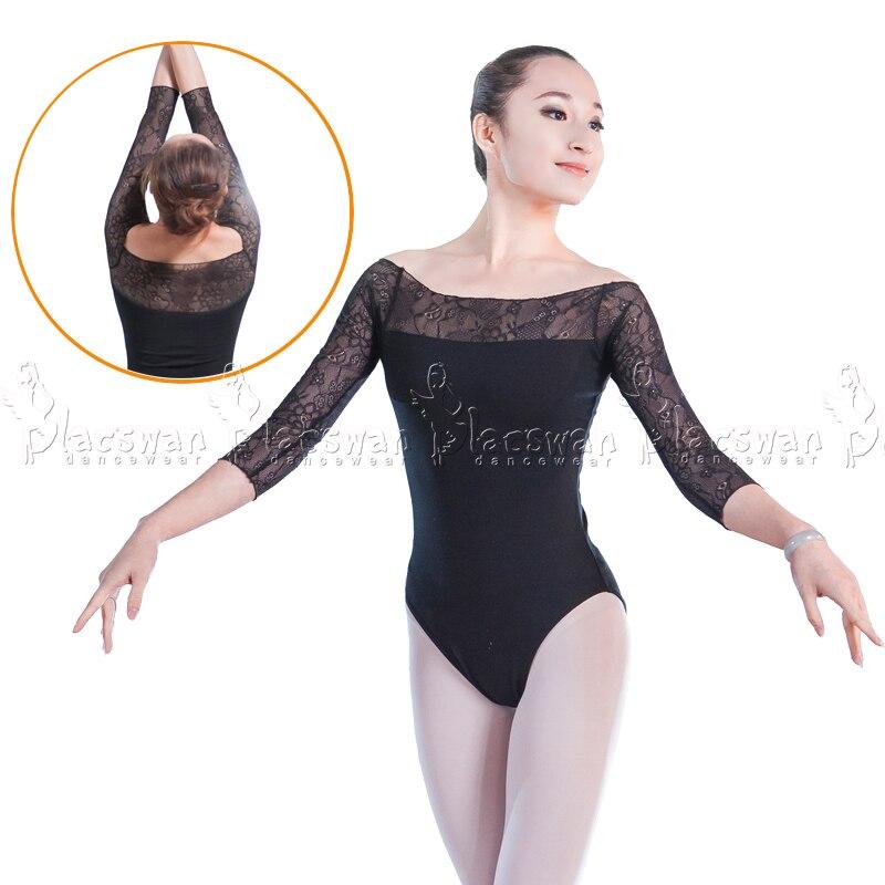 free-shipping-girls-leotard-for-font-b-ballet-b-font-bl577-dancing-jazz-leotard-children-black-cotton-lycra-dance-leotard-lace-font-b-ballet-b-font-leotards