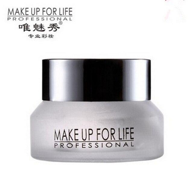 Zero pore Professional Makeup Primer Foundation Base Cream Cover Winkles Pores Build Smooth Silky Face Makeup Oil Free Matte
