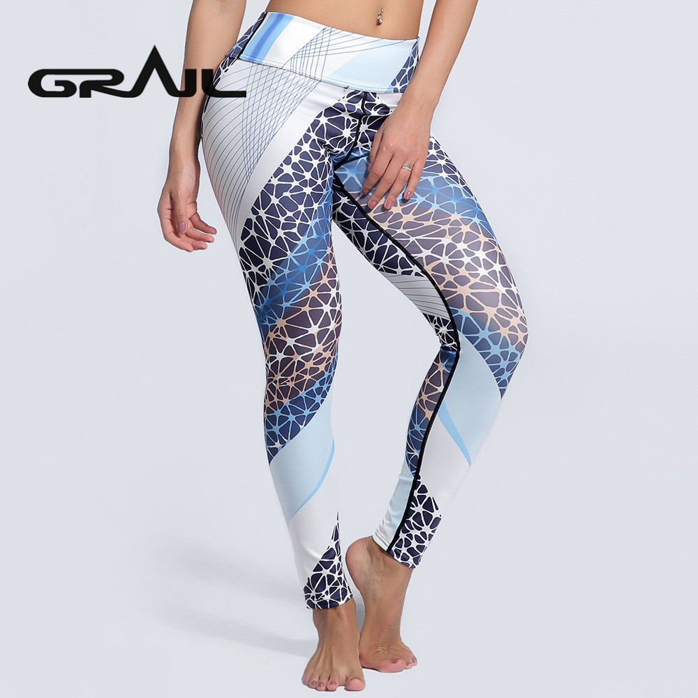 Brand New Women Sexy Yoga Pants Dry Fit Sport Pants -6393