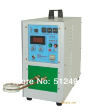 heating machine with melt capacity 20kg gold/silver35KVA drill welding induction