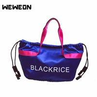 2018 New Style Oxford Sport Bag Gym Bag Soft Handle Fitness Bags Women Men Yoga Drawstring Outdoor Sport Accessories Bag