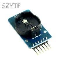 1 pces ds3231 at24c32 iic precisão rtc tempo real relógio módulo de memória