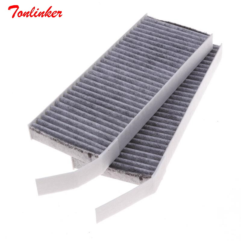 Image 3 - Tonlinker Car Cabin Air Filter Fit For Renault LATITUDE L70 2.0L 2.5L Lagunna 2.0T Model 2010 2017 2018 Filter Core 272774653R-in Cabin Filter from Automobiles & Motorcycles