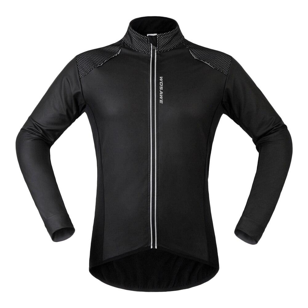 Maillot de cyclisme vélo manches longues coupe-vent VTT maillots vêtements maillot imperméable hommes femmes vélo équitation maillot