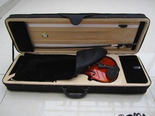 Full size 4/4,3/4,1/2,1/4,1/8 Quality light violin case capitales double-shoulder back waterproof canvas bag box