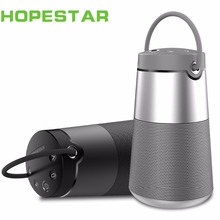 Hopestar H33 Портативный Ручка bluetooth Динамик Беспроводной громкий Динамик Саундбар двойной бас strero Поддержка USB Колонки FM