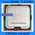 Lifetime warranty Core 2 Quad Q8200 2.33GHz 4M Four nuclear threads desktop processors CPU Socket LGA 775 pin Computer