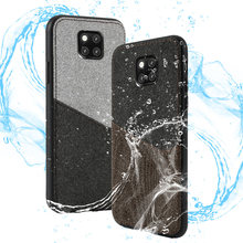 Canvas stitching Multi-function phone case for Huawei mate 20 10 pro mate 9 pro Honor 9 Lite Anti-sweat stain protective case(China)