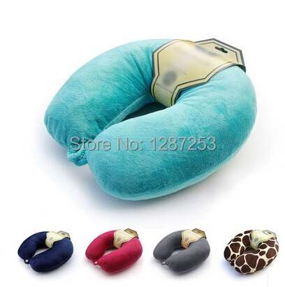 top quality memory foam neck support travel pillow waist support u pillows nap pillow travesseiro almohada