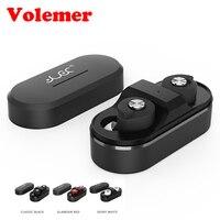 Volemer T8 Mini Wireless Headphones Sports Bluetooth Earphones Stereo Headset Bluetooth 4 1 Dual Ear With