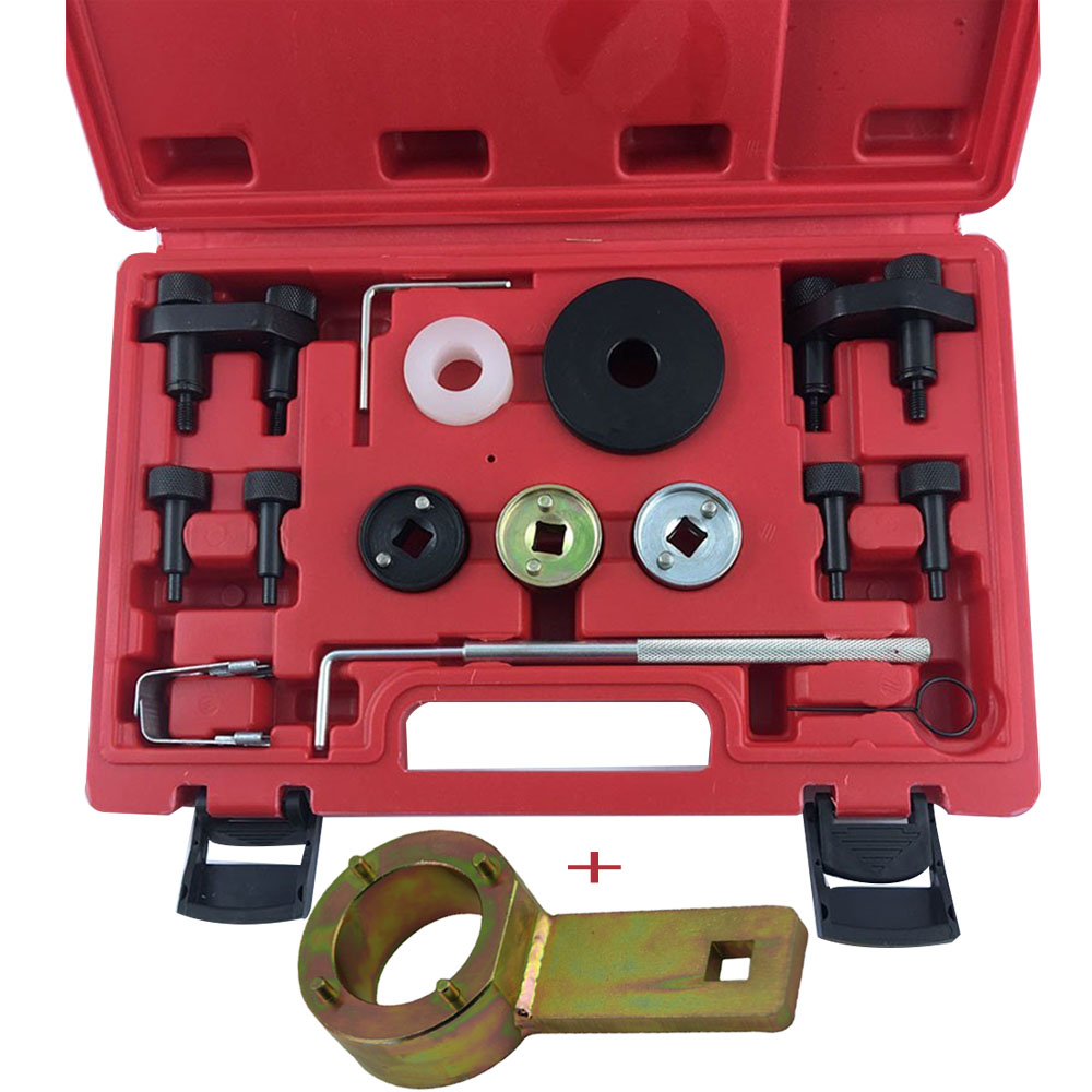 EA888 Engine Timing Tool Kit For AUDI VW 2.0 TURBO TFSI EOS GTI A3 A4 A5 A6 Q5 automotive diesel petrol engine timing tool kit for vw audi a2 a3 s3 a4 a6 tt
