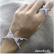 HTB1BShbgXGWBuNjy0Fbq6z4sXXas JaneKelly Gold-Color Luxury Sparking Brilliant Cubic Zircon Drop Earring Necklace Jewelry Sst Wedding Bridal jewelry sets
