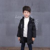 High end kinder daunenjacke Verdickung der baby lange daunenjacke bluse baby kinder kinder Jacke verkauft durch China offizielle shop