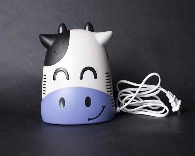 Household Nebulizer Portable Calf Cute Child Inhaler  1