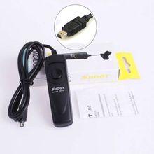 Remoto do obturador Cord/Cabo para Nikon P7700 D5500 D7000 D7100 D7200 D3300 D5300 D5200 D5100 D5000 D3200 D3100 D600 D610 D750 D90