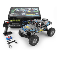 WLtoys 104310 2.4G 1/10 4WD Double Bridge Crawler RC Car With Transmitter