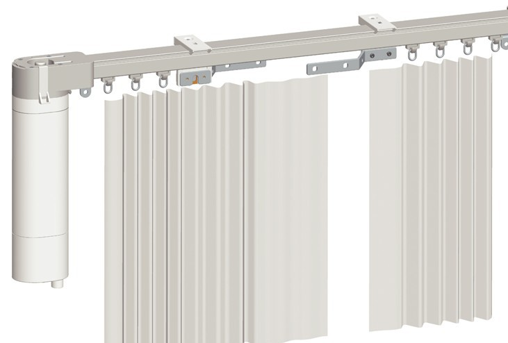 electric curtain motorized curtain track smart home motorized curtain DOOYA motor DT52S free shipping