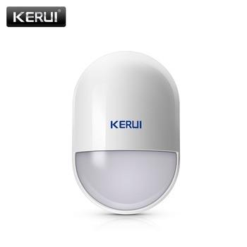 Kerui P829 Wireless PIR MOTION Detector untuk Kerui Rumah Sistem Alarm Rumah Pintar Motion Detector Sensor dengan Baterai