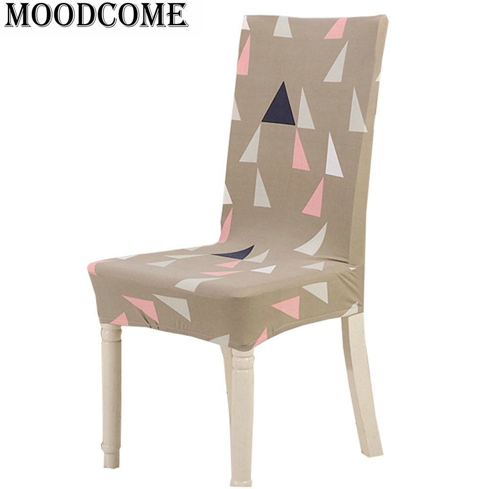 tree flower printed chair cover stoel hoes eetkamer elastic soft ...