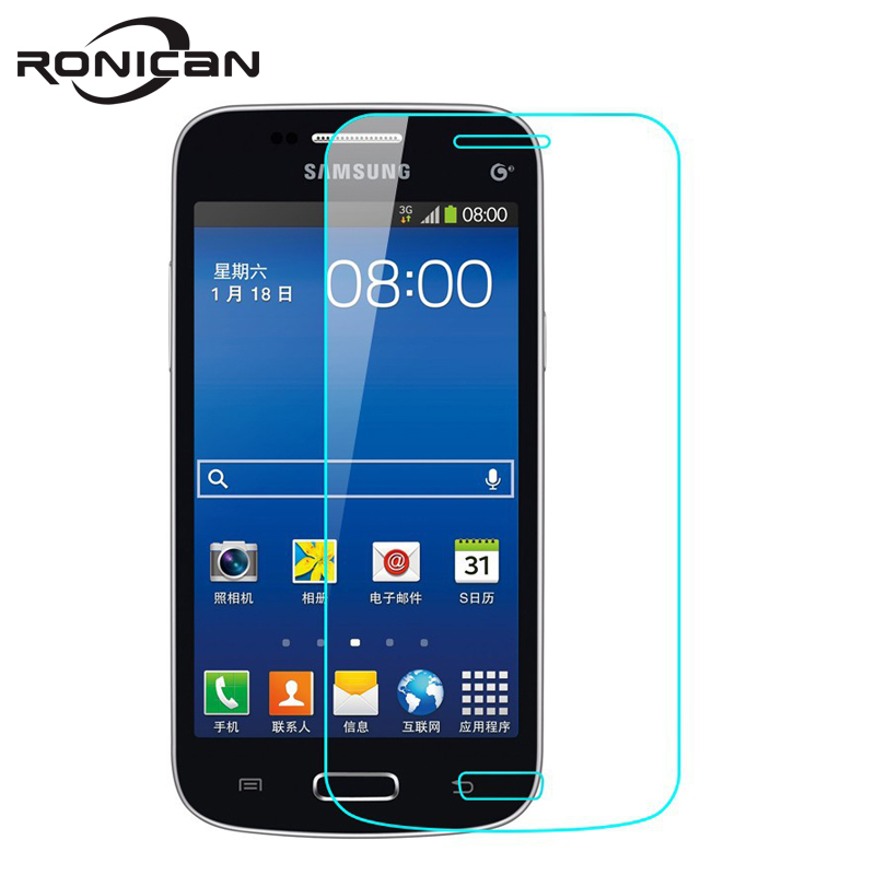 RONICAN Glass For Samsung Galaxy Core Plus Screen Protector 9H 2.5D Tempered Glass For Samsung Galaxy Core Plus Glass G350 Film