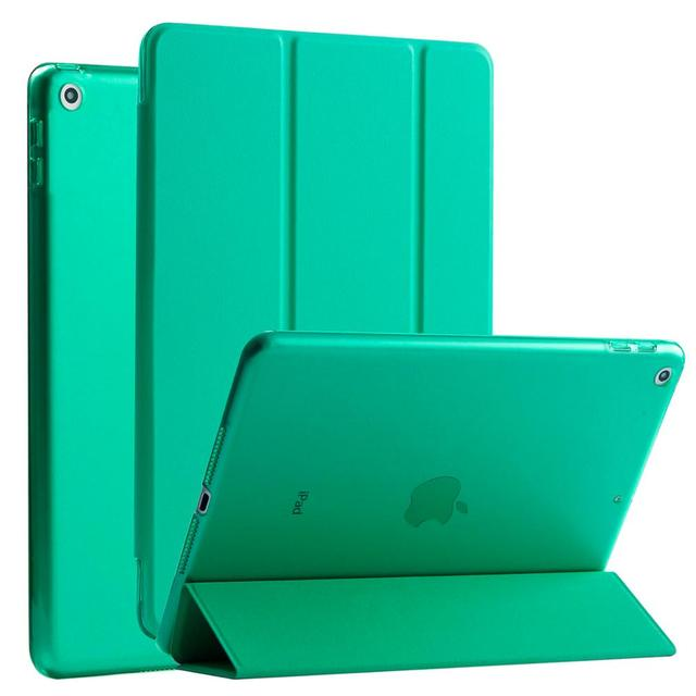 Green Ipad pro cover 12.9 inch 5c649ed9e2716