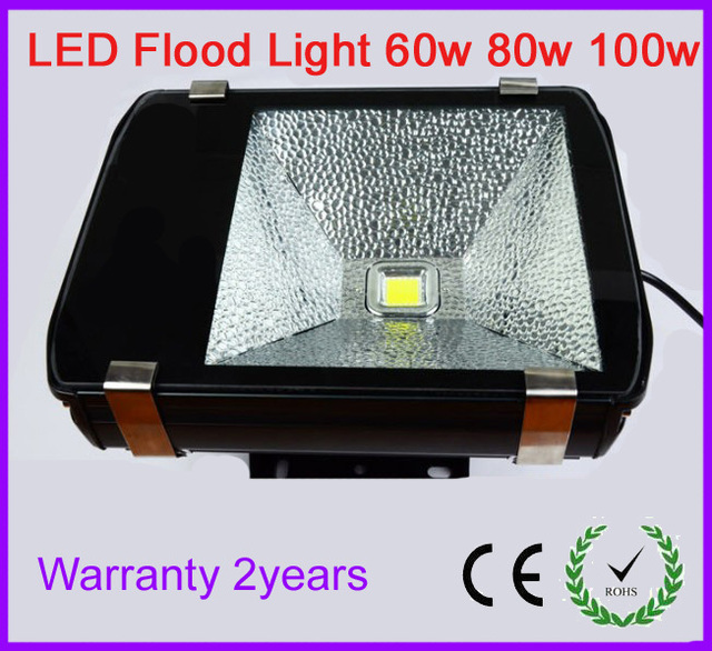 60w 80w 100w high quality led Advertising light  outdoor square  Projection lamp free shipping