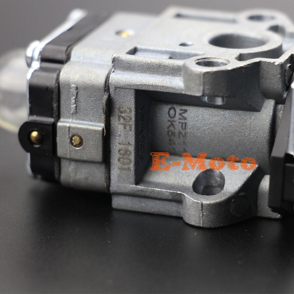 Carburetor Carb 11mm Per Minimoto Decespugliatore Tagliasiepe 33 43cc Gas Chopper Wiring Diagram 03