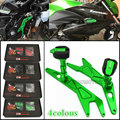 Motorcycle CNC Modified Billet Frame Slider Crash engine protection block For Kawasaki Ninja 250R 300R Ninja250 300 2013-2016