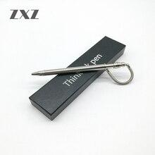 ZXZคิดว่าปากกาหมึกอยู่ไม่สุขปากกามือปั่นของเล่นความเครียดEDC