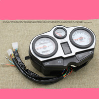 Motorcycle Odometer 125K Instrument Assembly HJ125 A/R Meter Tachometer