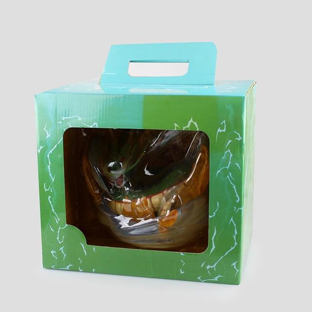 2016 nouveau Dragon Ball Z jouet figurines Action PVC 21 CM Dragon Ball Figuras Dragon Shenlong modèle cadeau danniversaire pour garçons enfants en boîte