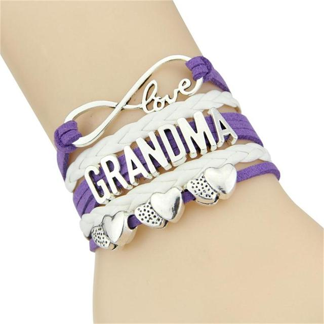 Infinity Love Grandma...
