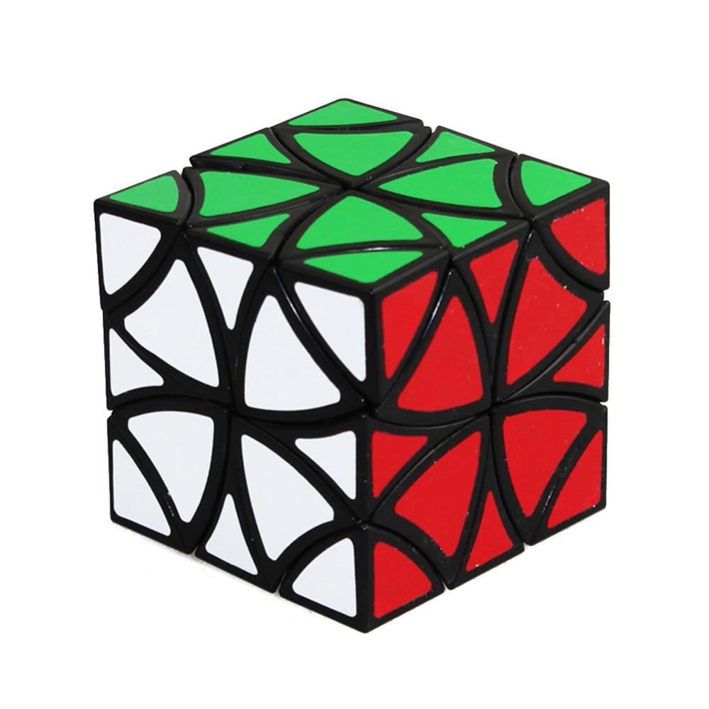 Hot Selling Κούκλα Copter Cube Butterfly Magic Cube Αυτοκόλλητο Ταχύτητα Twist Πλατεία Cubo Magico Παζλ Εκπαιδευτικά παιχνίδια για παιδιά (S0