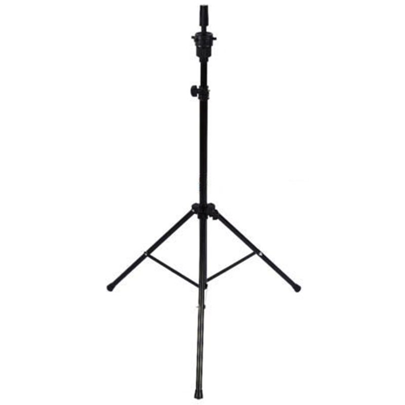 Adjustable Tripod Stand Holder Mannequin Head Tripod Hairdressing Training Head Holder Hair Wig Stand Tool steel mannequin tripod stand hair salon adjustable tripod wig stand hairdressing training head clamp holder