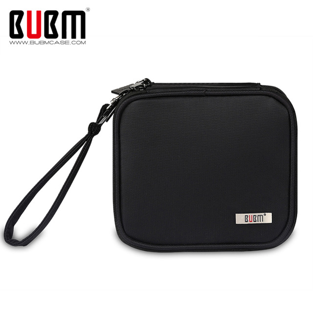 Bubm 2ds Double Compartment Storage Case Protective Carrying Bag Portable Travel Organizer For