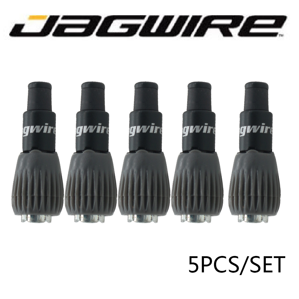 Jagwire variable speed screw mini adjust device single <font><b>Bicycle</b></font> Derailleur regulator <font><b>Bicycle</b></font> <font><b>Parts</b></font> image