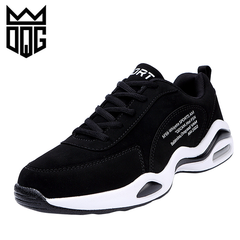 DQG Men Running Shoes Air Cushion Jogging Sneakers Outdoor Breathable Men Sport Shoes Athletic Walking Shoes Men Trainers ShoesDQG Men Running Shoes Air Cushion Jogging Sneakers Outdoor Breathable Men Sport Shoes Athletic Walking Shoes Men Trainers Shoes