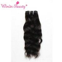 Чудо-Красота Волосы бразильские натуральные волнистые плетения можно купить 3 пучка 100% натуральные волосы расширение nonremy 8-30 дюйм(ов) ов) во...