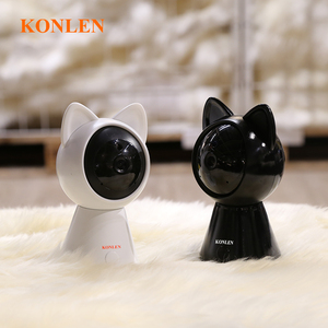 Image 5 - KONLEN WIFI Cloud IP Camera 1080P 720P HD Auto Tracking Wireless Home CCTV Security Nanny Baby Cam Pan Tilt Infrared P2P SD Card