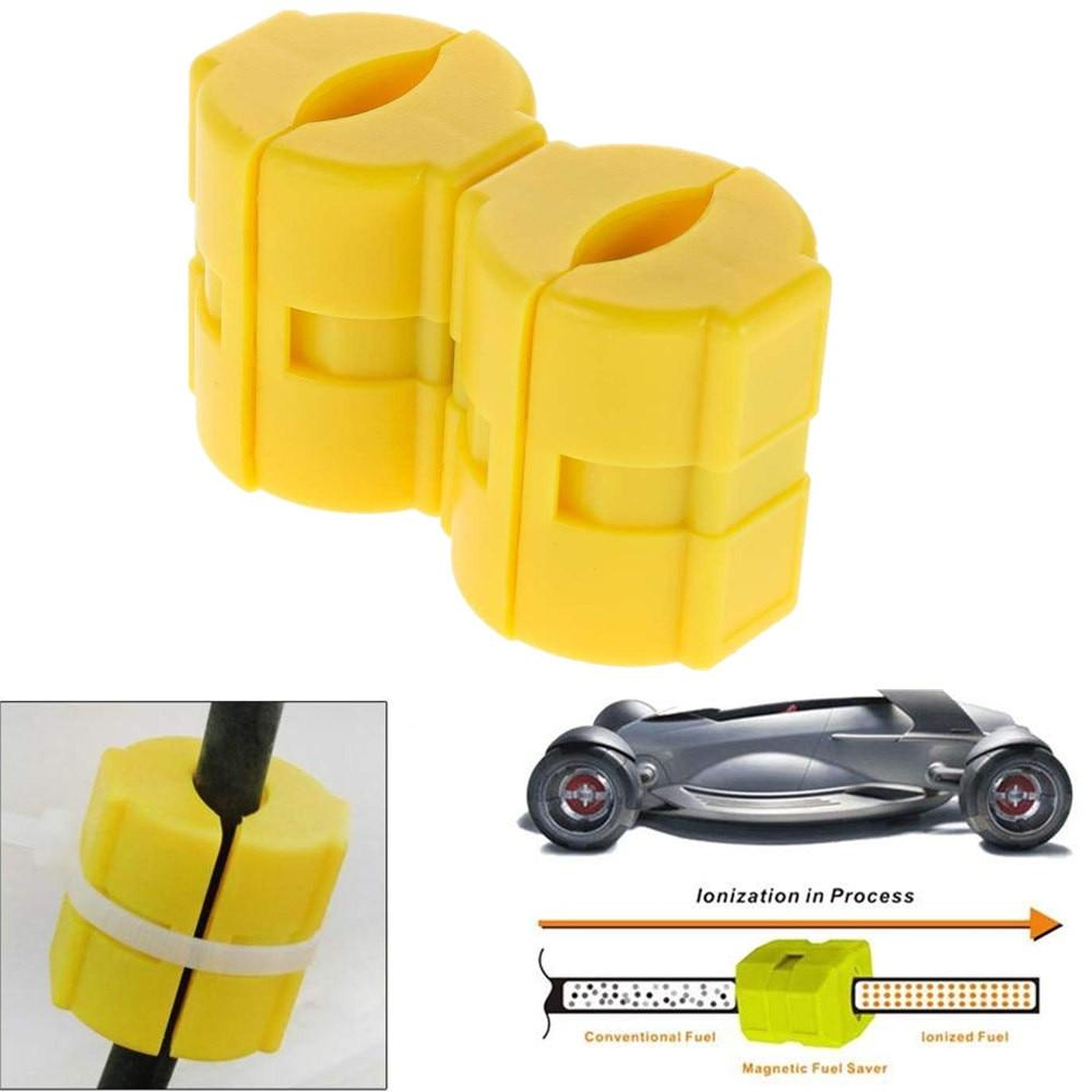 Économiseur de carburant magnétique universel pour voiture ou moto