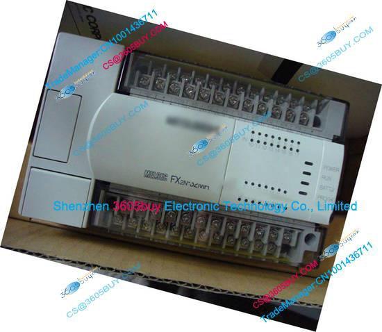 New Original FX2N-32MR-001 PLC Main Unit DI 16 DO 16 Relay AC 220V