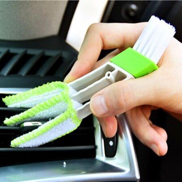 مجمع الغبار سيارة الكمبيوتر أدوات نظيفة ستائر النوافذ الأنظف بالتفصيل تنظيف لتويوتا لادا أوبل رينو سكودا أودي BMW