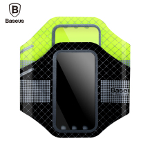 Baseus Brand Stylish Running Sports Armband With Touch Screen Cover For iPhone 7 6 6s Plus Universal for Under 4.7/ 5.5″ Phone