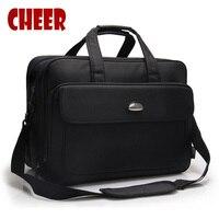 Men S Bags Handbag Large Capacity Briefcase Shoulder Bag Computer Bags With Short Handles Black Bag