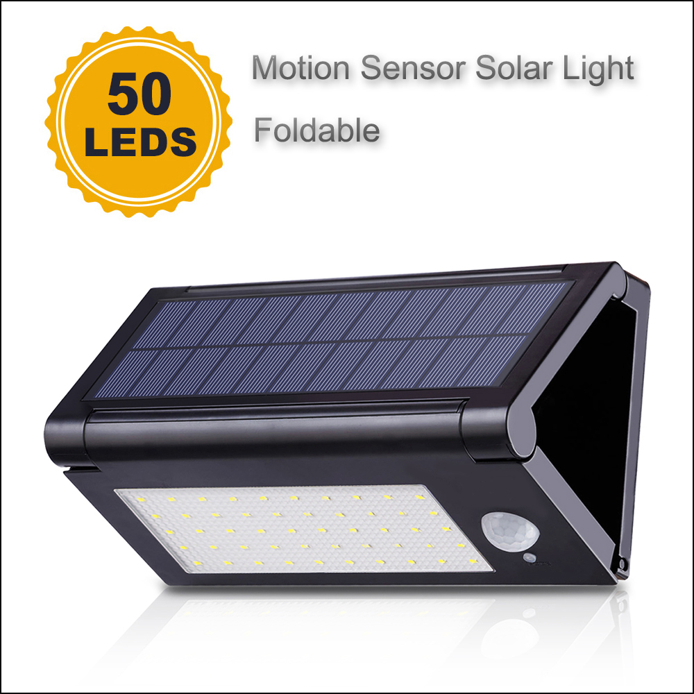 Outdoor Waterproof LED Solar Light 8/12/20/38 Motion Sensor Wireless Solar Power Lamp Garden Wall Yard Deck Security Night Light mpow 4pcs mini 10 led solar power lighting security waterproof outside wall panel lampion fence garden deck yard led night lamp