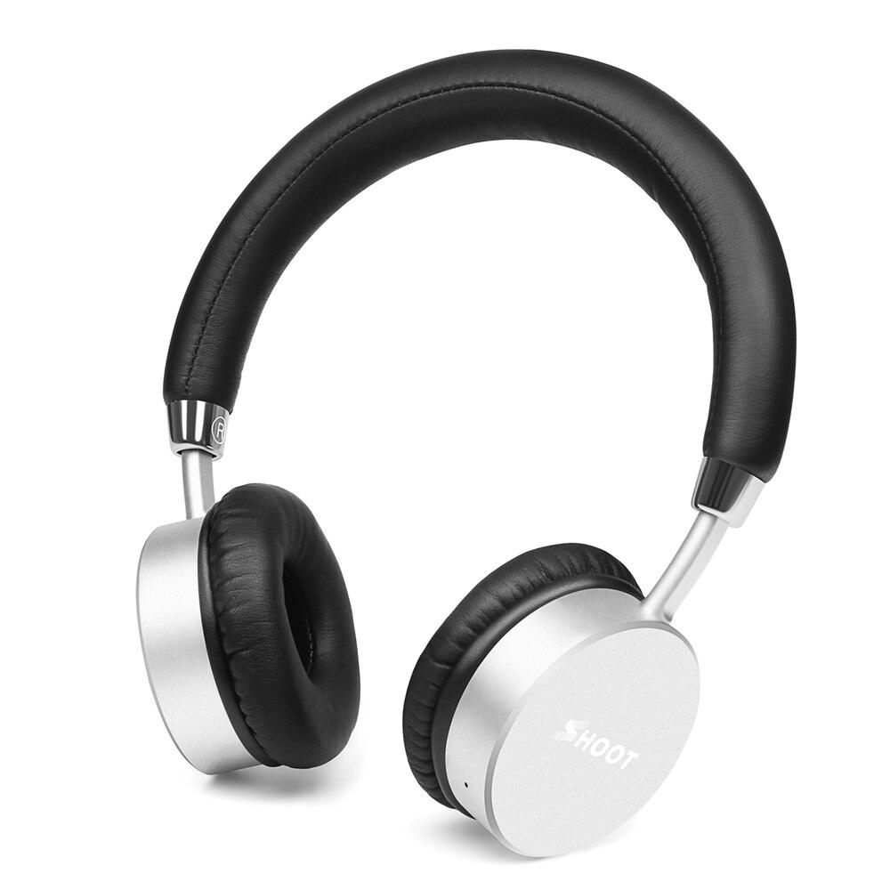 SHOOT 4,0 Беспроводные Bluetooth наушники для iPhone Xiaomi шумоподавление Встроенный микрофон Мобильная гарнитура для телефона Android