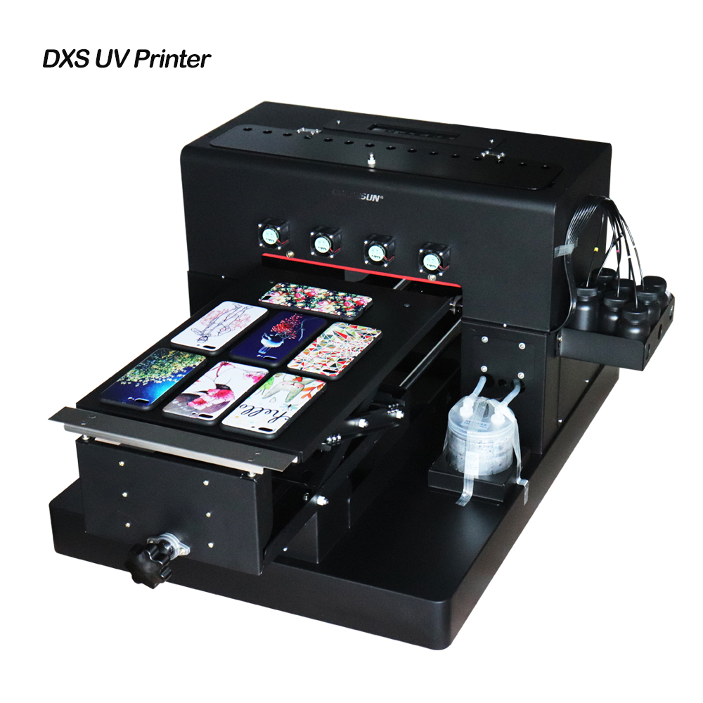 8 colors A3 UV flatbed printer machine modified from original R2000 Without Printhead original printhead for fargo c30 dtc300 dtc400 id card printer printer part printhead without shelf