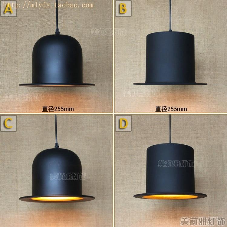 Винтажный подвесной светильник Лофт подвесной светильник Ретро подвесной светильник абажур для ресторана/бара/кофейного магазина домашне...
