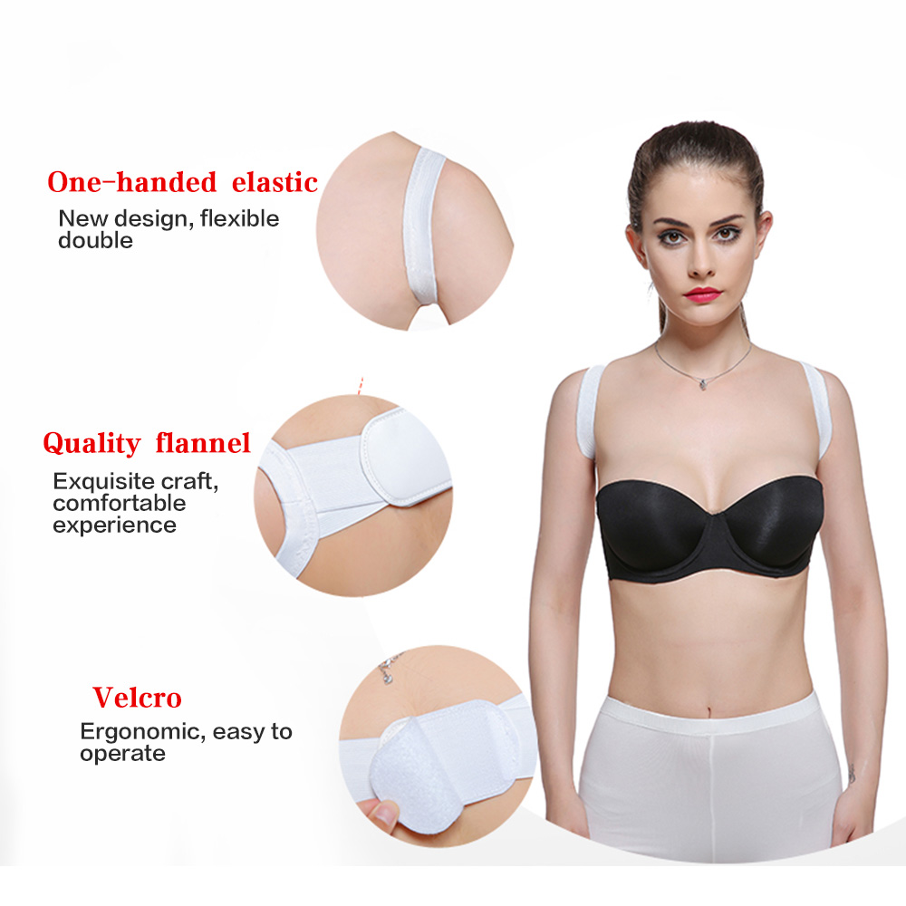 Lightweight Posture Corrector Belt with Adjustable Belt for Women Body Shaping Suitable for Adult and Children to Support and Straighten Shoulder and Back 4